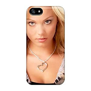 Awesome Design Laura Vandervoort Hard Cases Covers For Iphone 5/5s