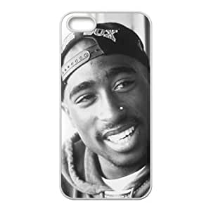 Tupac Shakur Cell Phone Case for Iphone 5s