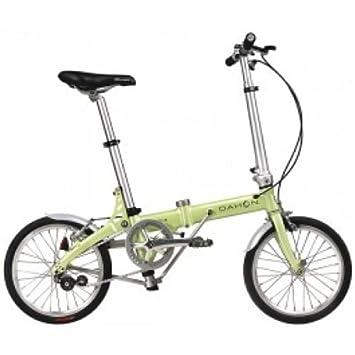 Dahon Jifo 16 - Bicicleta (plegable, aluminio, 40,6 cm),