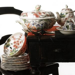 Gien Faience Tamarin Tea Cup Dinnerware  sc 1 st  Amazon.com & Amazon.com: Gien Faience Tamarin Tea Cup Dinnerware: Home u0026 Kitchen