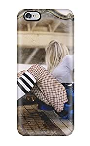 Fashion Protective Celebrity Avril Lavigne YY-ONE For Iphone 6 Plus