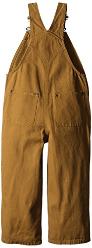 Carhartt Little Boys' Washed-Duck Bib Overall