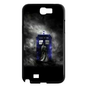 Mystic Zone Doctor Who Cover Case for Samsung Galaxy Note 2 II WK0729 Kimberly Kurzendoerfer