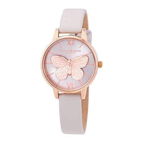 cute butterfly design watch for women