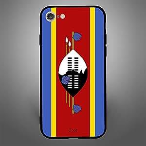 iPhone 8 Swazirland Flag