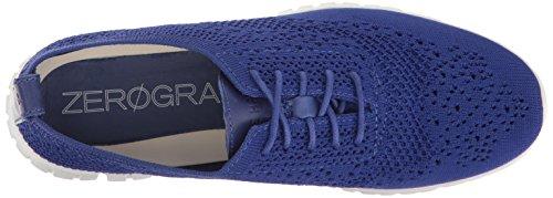 Storm Blue Zerogrand Stitchlite Stringate Donna Cole Oxford Scarpe Haan Z1fq8f