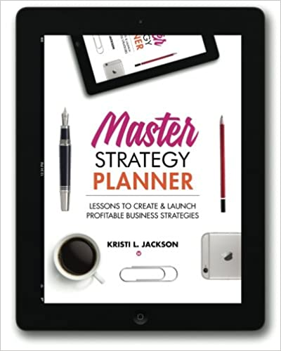 Master Strategy Planner: Lessons to Create & Launch ...