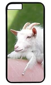 iphone 6 plus Case Goth Goat Moth DIY Hard Shell Black Best Designed