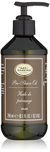 The Art of Shaving Large Pre-Shave Oil, Oud, 8 fl. oz.