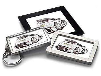 Koolart - Llavero con diseño de Dibujos Animados para Ford ...