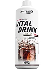 Best Body Nutrition Protein Vital Drink Cola 1 l (1er Pack)