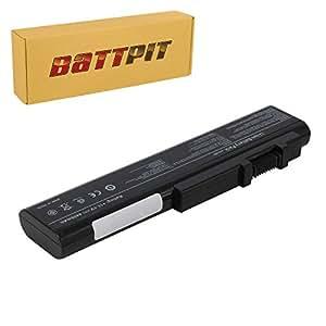 Battpit Bateria de repuesto para portátiles Asus N50Tr (4400mah / 49wh)