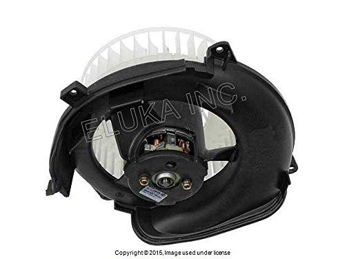 Climate Benz Mercedes Control (Mercedes-Benz Blower Motor Assembly - For Climate Control 560 SEL 560 SEC 500 SEL 500 SEC 420 SEL 380 SEL 380 SEC 380 SE 350 SDL 350 SD 300 SEL 300 SE 300 SDL 300 SD)