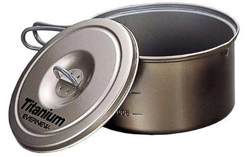 Evernew Titanium Non-Stick Pot, 1.9-Liter Review