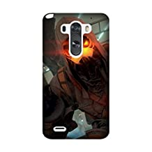 Cover For LG G3 Case, Design Game Killzone: Shadow Fall Pattern Durable Fashion Hard Case Ultra Slim Fit For LG G3