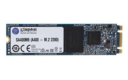 Kingston A400 120G Internal SSD M.2 2280 SA400M8/120G - Increase Performance