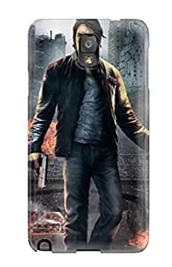 3169414K18649679 High-quality Durability Case For Galaxy Note 3(video Game Alone In The Dark)