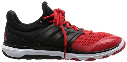 adidas Adipure 360.3 M Zapatillas de running, Hombre Rojo / Negro (Rojint / Negbas / Negbas)