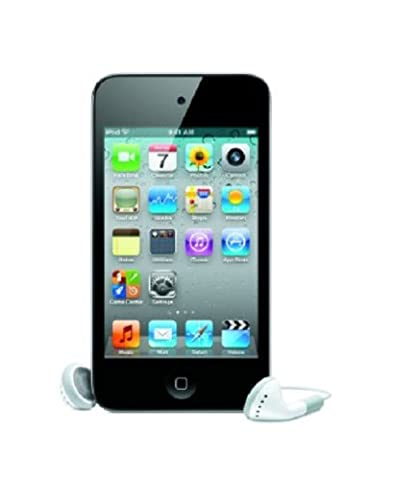 Apple iPod touch 32GB Black MC544L/A (4th Generation) (Discontinued by Manufacturer) (Ipod 8gb 4th Gen)