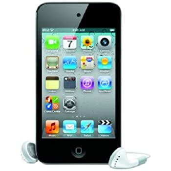 Amazon.com: Apple iPod touch 32GB Black MC544L/A (4th ...