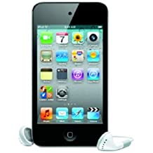 Apple iPod touch 32GB Black MC544L/A (4th Generation) (Discontinued by Manufacturer)