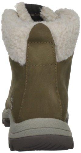 Bottes Mid Boot Waterproof Canard Pluie De Resort taupe Timberland Femme Marron aqwxTXnHn