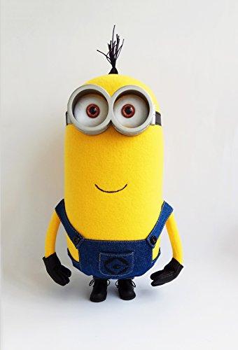 Kevin The Minion. Plush Toy. Handmade item. The Best Plush Toy Kevin The Minion
