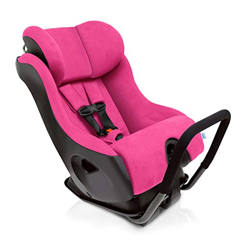 Clek Fllo Convertible Car Seat, Flamingo