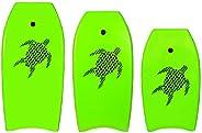 Universal Imperium Loggerhead Body Board. Boogie Boards for Beach. Solid Bodyboard, Lightweight Construction.
