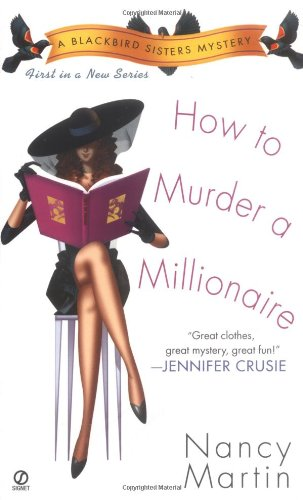 Book cover for How to Murder a Millionaire