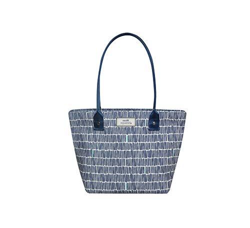 Fair Bamboo Oilcloth Earth Trade by Squared Bag Tote Handbag 8xxqvwE