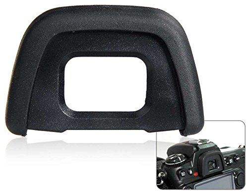 Eoscn Eye-Piece Eyecup For Nikon Slr/Dslr Cameras (Black) Produced by YSK