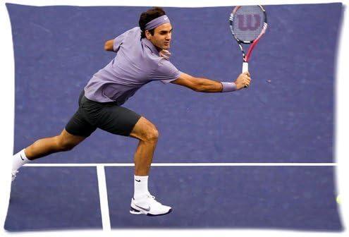 Federe X Cuscini.Custom Roger Federer Federe Federa Cuscino 20 X 30 Due Lati