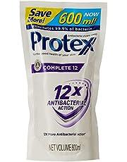 Protex Shower Cream Refill, Complete, 600 ml