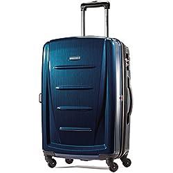 Samsonite One Size Winfield 2 Fashion Spinner - Deep Blue