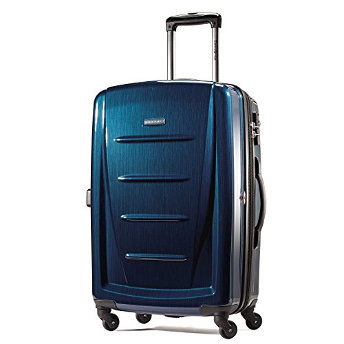 Samsonite Winfield 2 Hardside 24'' Luggage, Deep Blue by Samsonite