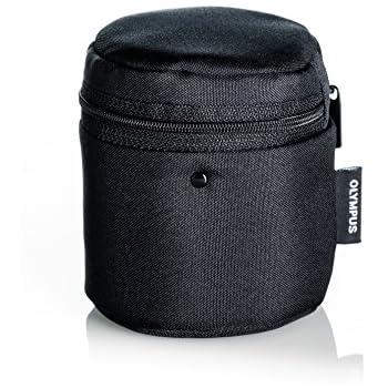 Olympus Barrel Style Lens Case Extra Small Black