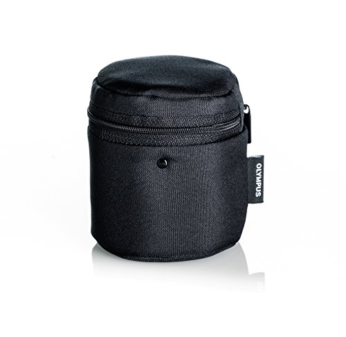 Olympus Barrel Style Lens Case - Small (Black) ()