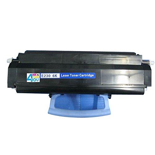 Ink & Toner 4 You Remanufactured Black Laser Toner Cartridge for Lexmark 12A8400 Works With Lexmark E230, E232, E232t, E234, E234n, E234tn, E238, E240, E240n, E240t, E330, E332, E332n, E340, E342