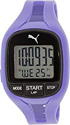 Puma Men's PU911141004 Purple Rubber Quartz Watch