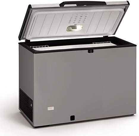 Congelador horizontal Tensai TCHEU370A+SLVDUO, Silver: Amazon.es ...