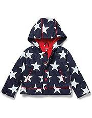 Penny Scallan Kids Jacket Raincoat Navy Star