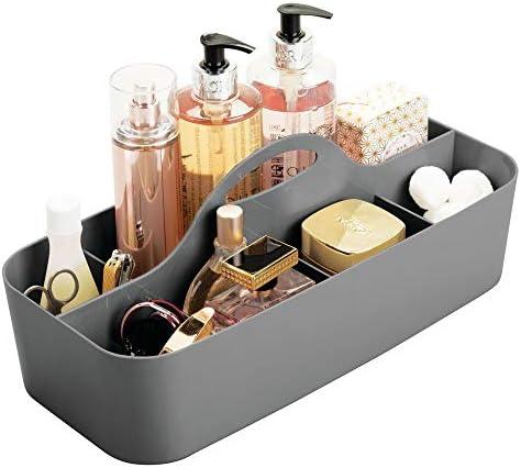 mDesign Plastic Portable Storage Organizer product image