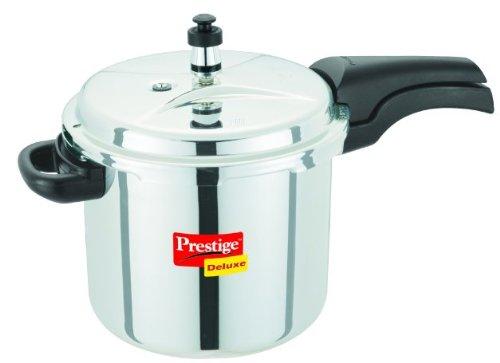Prestige PDSSPC5.5 Pressure Cooker, 5.5 L
