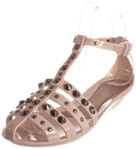 Odeon Women's Sue Ankle Strap Nude
