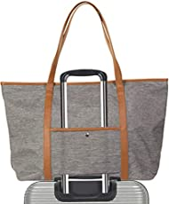 Carry On Laptop Tote Bag for Womens Large Weekender Travel Away Luggage  Totes 7de27001c5f81
