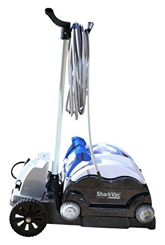 - Hayward RC9742CUBY SharkVac Robotic Pool Vacuum (Automatic Pool Cleaner)