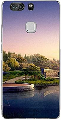 Amazon.com: Silicone Case for Lake Side Huawei P9 Plus