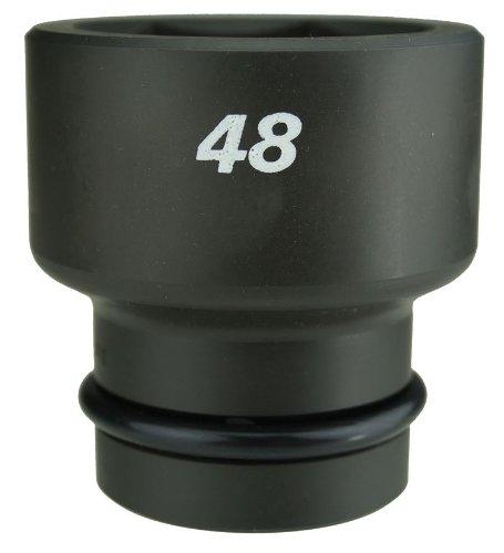 FPC インパクトショートソケット 1/1WS-62(2-7/16) B003B2YG90 62mm 62mm