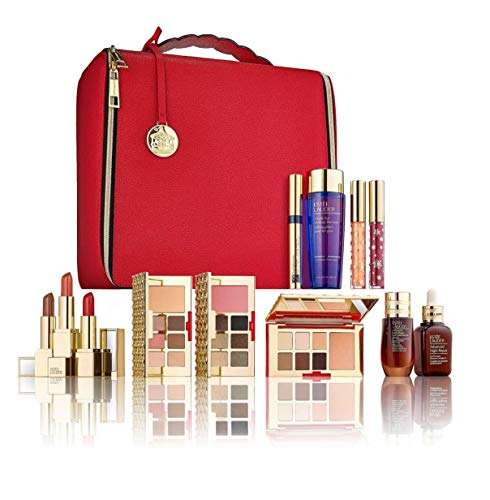 (Estee Lauder 2018 Holiday Blockbuster Gift Set $440+ Value Cool Color)